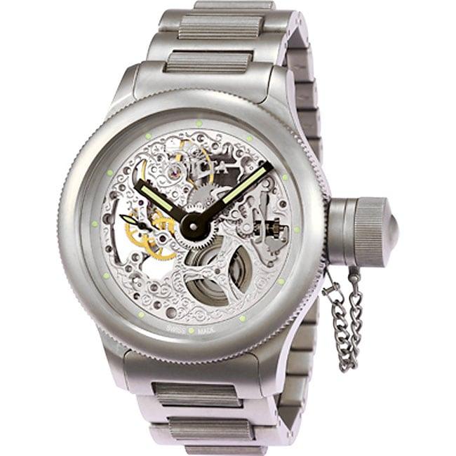 Invicta Russian Diver Men's Titanium Mechanical Watch