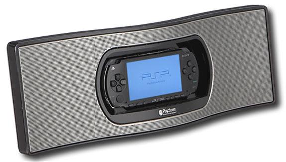 Psyclone Nodus Sound System for PSP