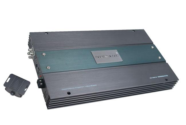 Konaki Mono 2400-Watt Amplifier w/ Base Control