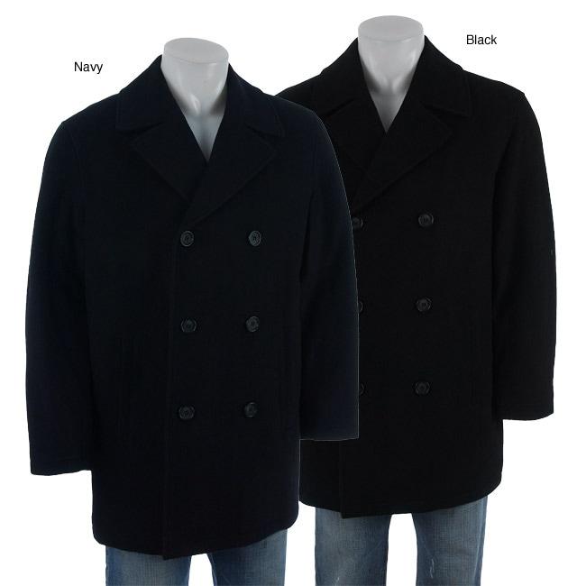 Claiborne Men's Pea Coat