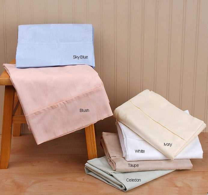 Signature 400 Thread Count Cotton Jacquard Sheet Set