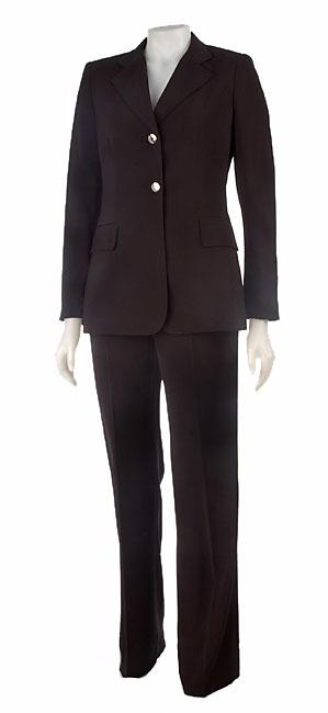 Anne Klein Two-Button Women's Suit