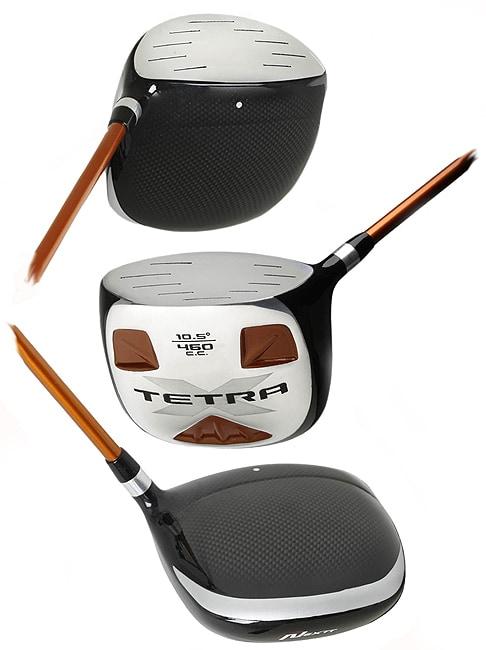 Nextt Square Golf X Tetra Driver