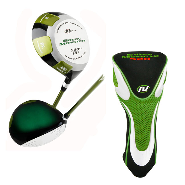 Nextt Green Monster 520 CC Driver - Thumbnail 0