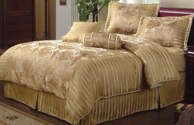 Aberdeen 6-piece Queen Comforter Set