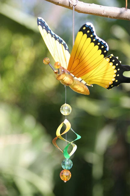 Large Butterfly Garden Bouncer Free Shipping On Orders