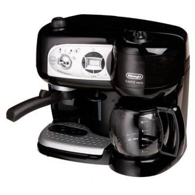 Shop Delonghi Cafe Nero Combo Coffee Amp Espresso Maker