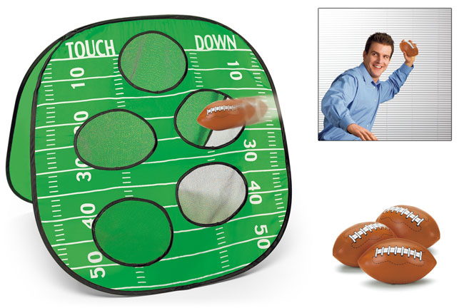 Executive Footall Toss Game
