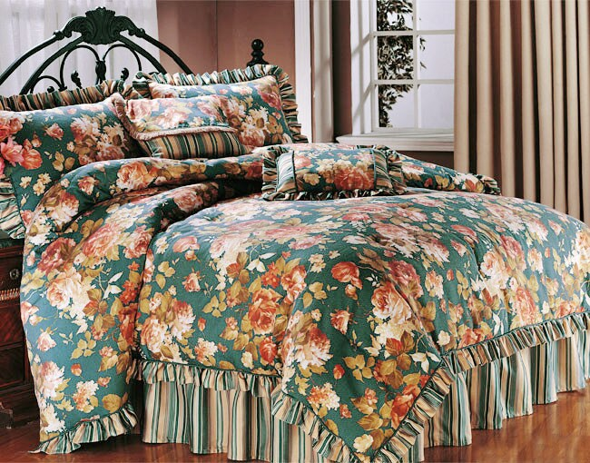 Country Cottage 7-piece Comforter Set