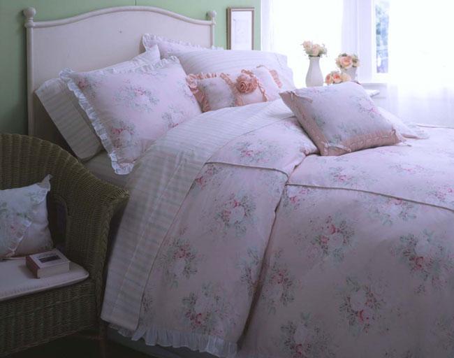 Garden Rose Comforter Mini Set
