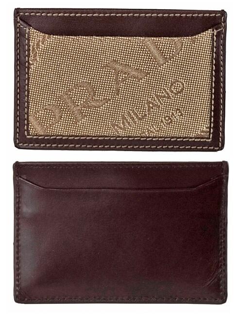 Prada Men's Credit Card Holder