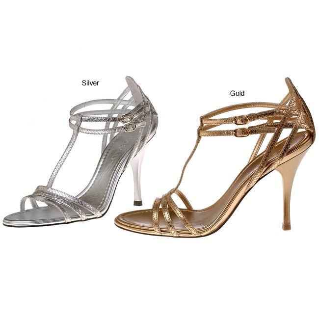 9b2ddb95ca3 Shop BCBGirls Zara Women s High Heel Sandals - Free Shipping Today -  Overstock - 2438106