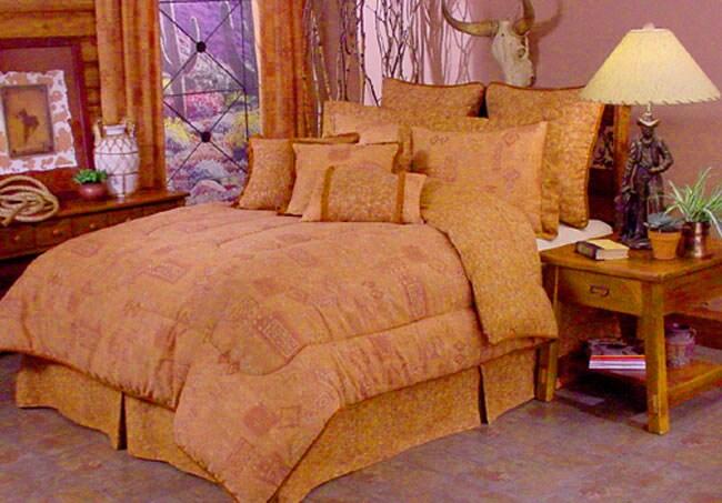 Adobe Comforter Set