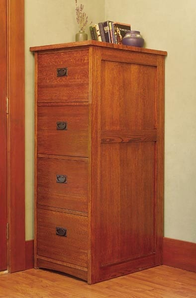 oak file cabinet mission solid oak 4 drawer file cabinet oak free 23844