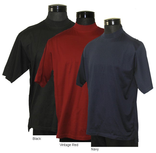 Black turtleneck shirt mens jumpers sale for Mens mock turtleneck shirts sale