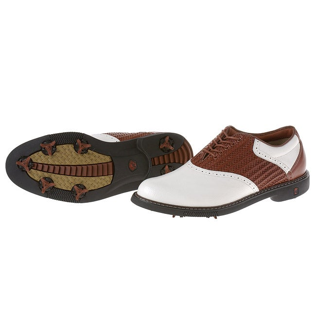 ace7bb65a8 Shop Tommy Bahama Thunderbird Men s Golf Shoes - Free Shipping Today -  Overstock - 2442775