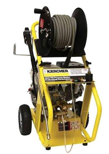 Karcher Hd 3600 Dh 3600 Psi Gas Power Pressure Washer