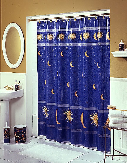 Celestial 3 Piece Bath Accessory Set Free Shipping On
