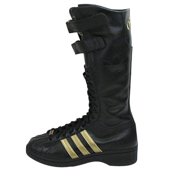 a503045ad14 Shop Adidas Missy Elliot Remix 3-stripe Women s Boots - Free Shipping On  Orders Over  45 - Overstock - 2448458