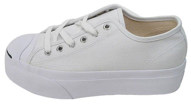c2eb790a4c5d84 Shop Converse Jack Purcell Platform Ox Women s Shoe - Free Shipping On  Orders Over  45 - Overstock - 2448484