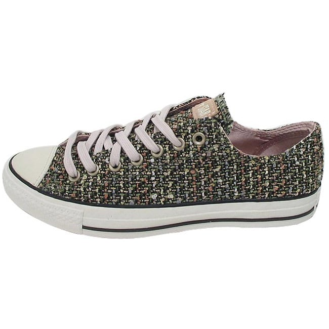 Shop Converse Chuck Taylor All Star Ox Tweed Shoes - Free Shipping On  Orders Over  45 - Overstock - 2448508 591cc7bb7