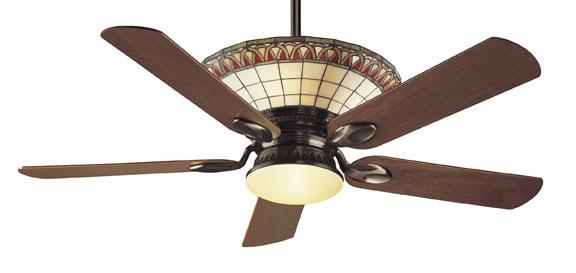 Ceiling Fan Tiffany: Hunter Charmaine Craftsman Ceiling Fan,Lighting