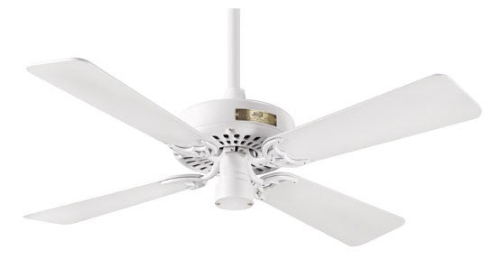 Hunter Fan (Classic Original White)