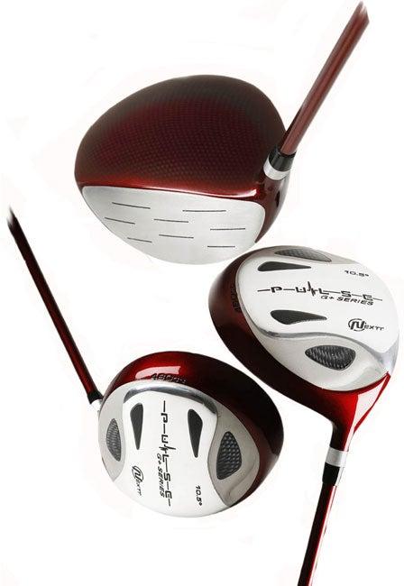 Nextt Golf G + Graphite Multi Weight Zone Driver
