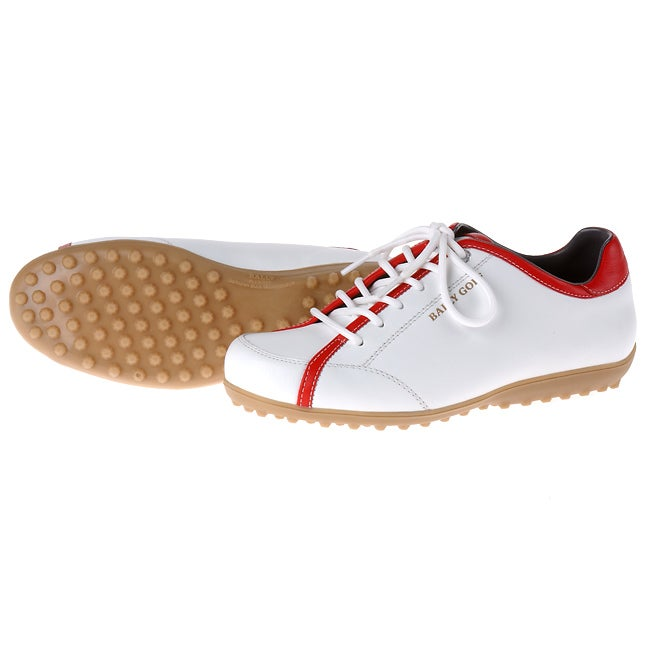 Shop Bally Golf Women s Genova Golf Shoes - Free Shipping Today - Overstock  - 2474996 c914831f16d3