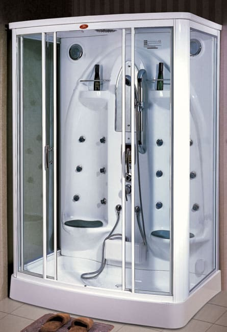 Wasauna Viano 2 Person Steam Shower Free Shipping Today