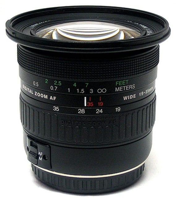 Cosina 19-35mm AF Zoom Lens for Canon Digital SLR Cameras