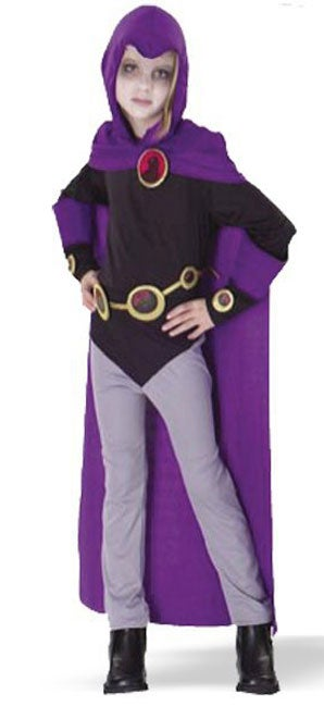 Toddler Teen Titans Costume