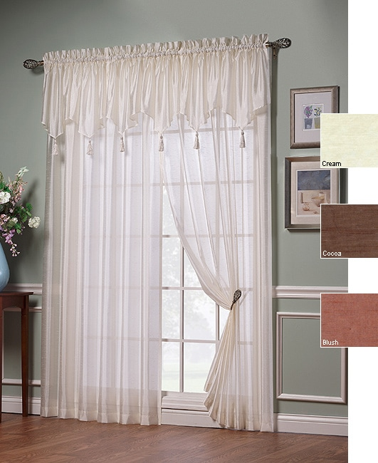 Raquel 104-inch Pole Top Curtains - Free Shipping On Orders Over ...