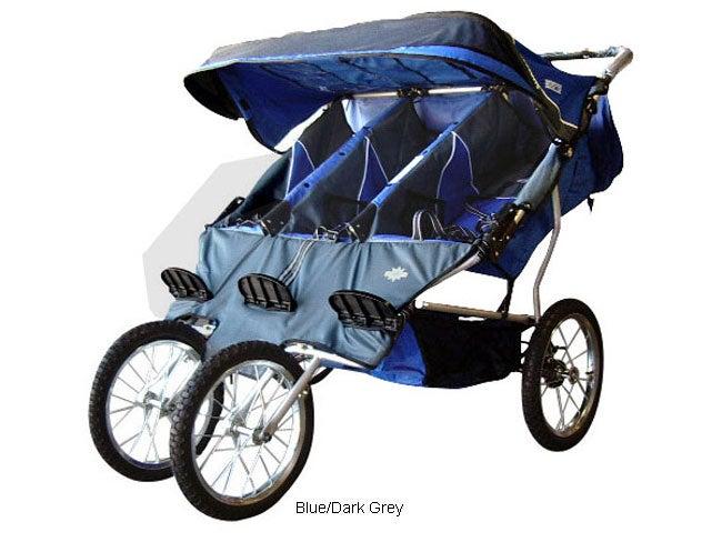 Shop Evo Ts Triple Jogging Stroller Free Shipping Today