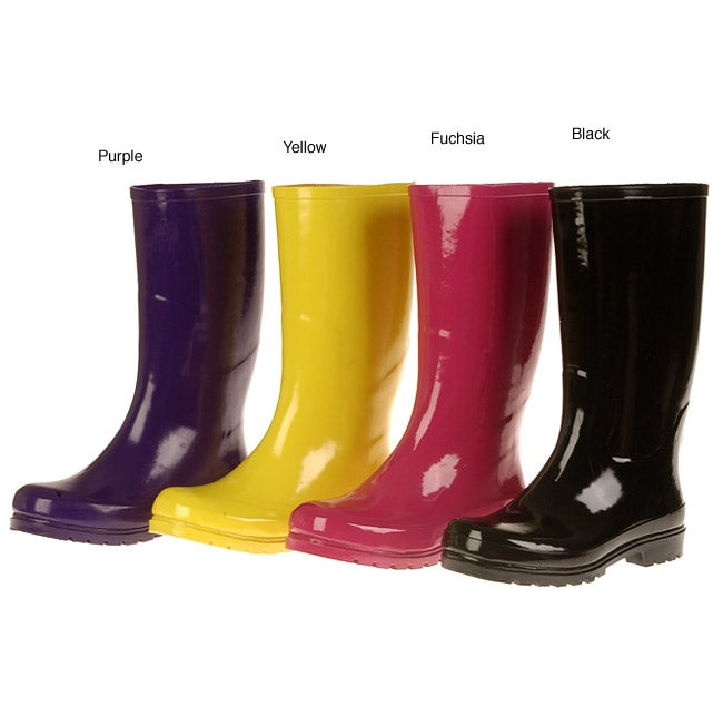 Awesome Boots Keep Feet And Pants Dry Enough For A Day Of Showing The Rain
