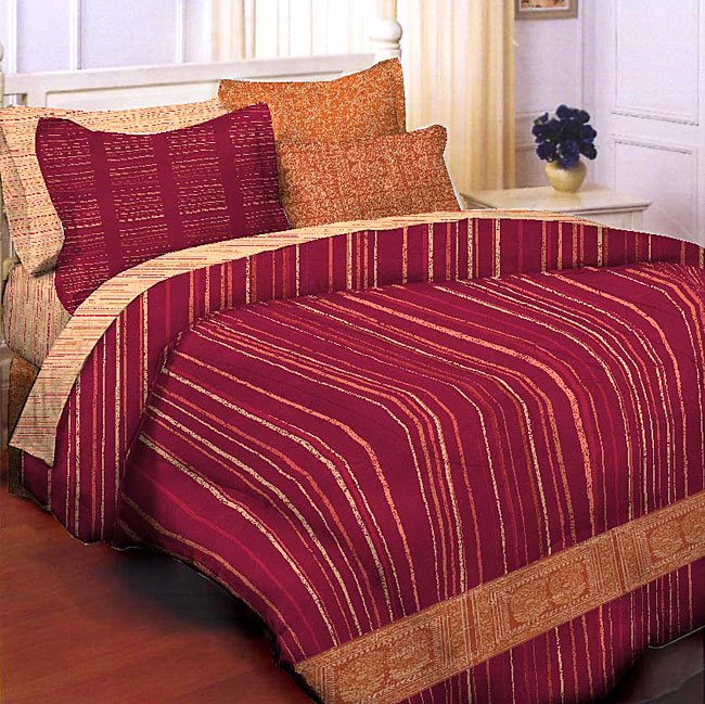 Sienna Striped Bed in a Bag