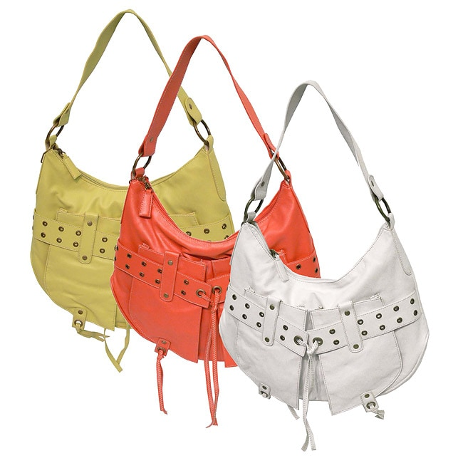 Chinese Laundry Single Strap Tassel Hobo Bag