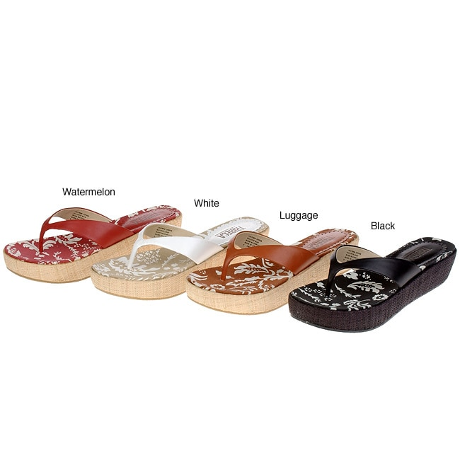 fe617dfc5a0 Shop Tribeca by Kenneth Cole Outlaw Women s Sandals - Free Shipping On  Orders Over  45 - Overstock - 2497790