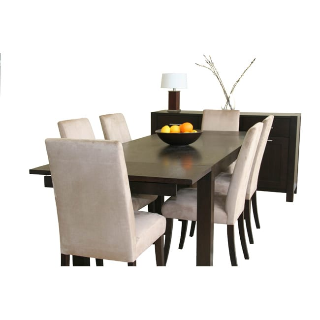 Tessa 8 piece Dining Set with Hutch and Extension Table  : L10724693b from www.overstock.com size 650 x 650 jpeg 20kB