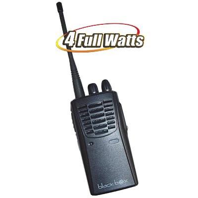 UHF 4-Watt 16-Channel 2-Way Radio
