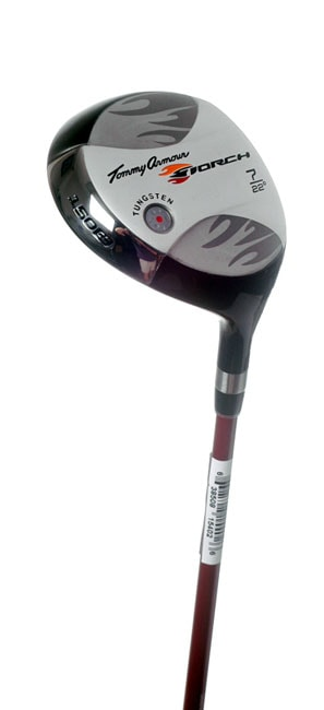 Shop Tommy Armour Torch 7 Wood Graphite Club Free