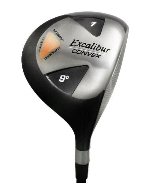 Excalibur 10.5 Degree Graphite Shaft Ti Driver
