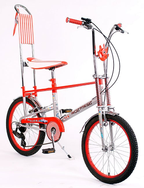 Cat in the Hat 20-inch Bicycle