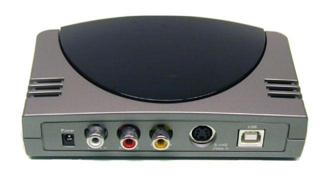 Express VHS to DVD Converter Box