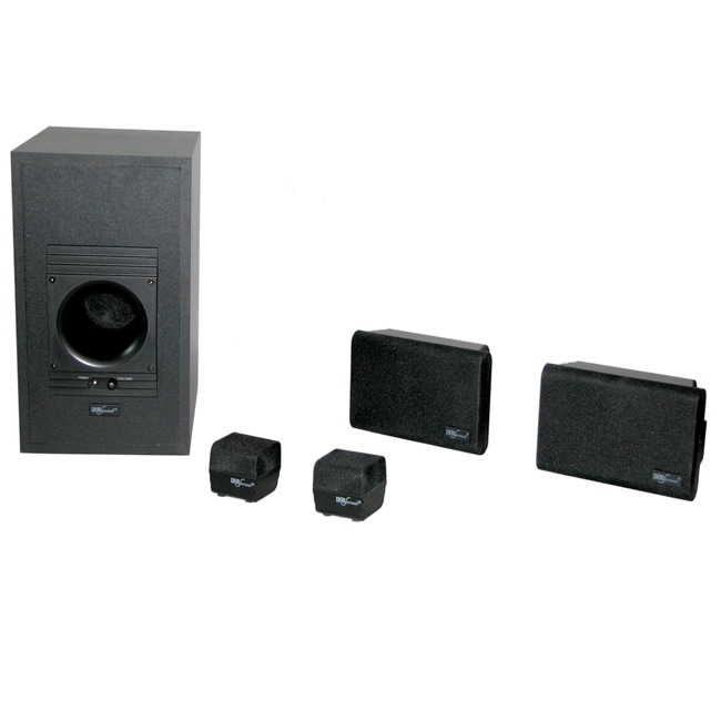 Emerson MICRO Cinema Surround Home Theater System