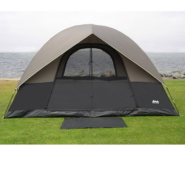 Wfs 4 Person Tent Free Shipping Today Overstock Com