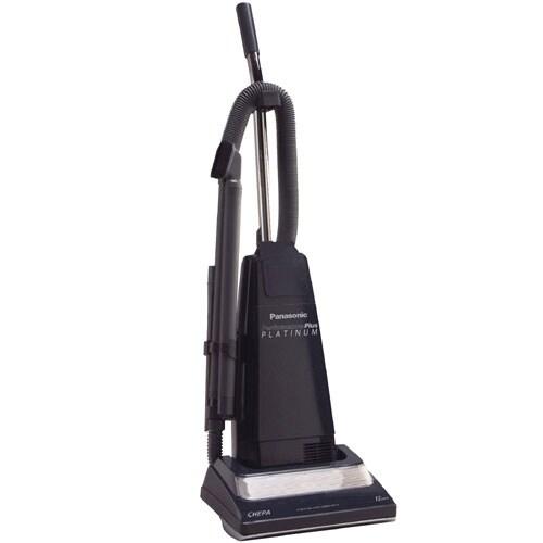 Panasonic Platinum Upright Vacuum Cleaner Free Shipping