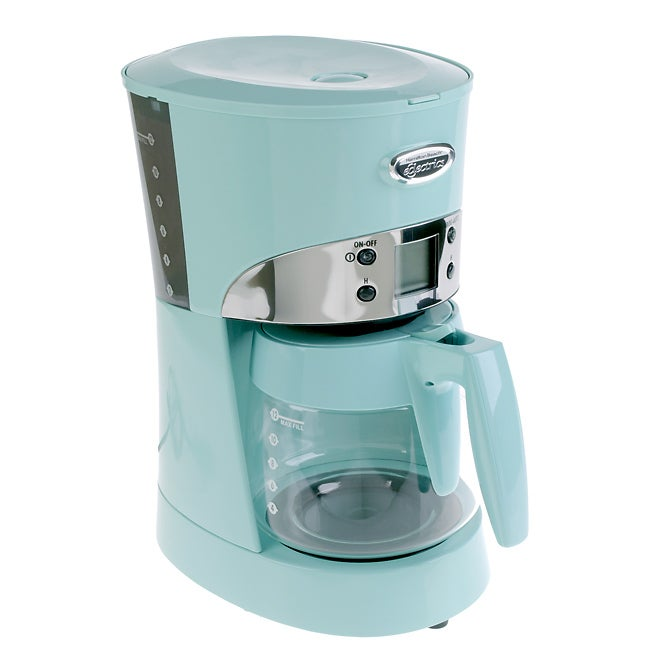 Blue Colored Coffee Makers