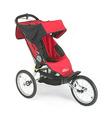 Baby Jogger Q-Series Single Red Jogging Stroller