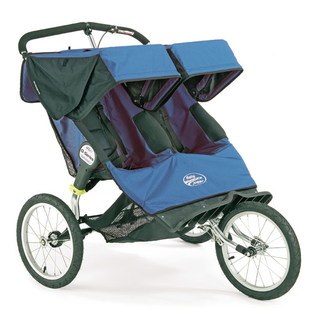 Baby Jogger Fit Double Jogging Stroller